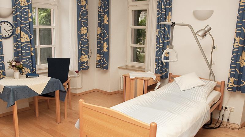 Zimmer im Hospiz 2
