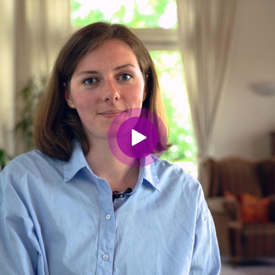 Video: Lily arbeitet ehrenamtlich im Hospiz und lernt fürs Leben